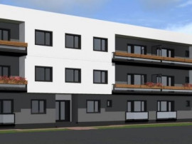 Apartament | 2 camere | 55,3 mpu | Balcon 9.6 mp