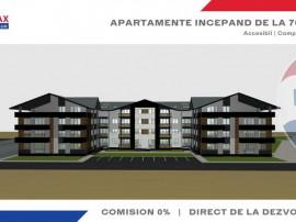 Apartament modern | 2 camere | 56.3 mpu | Dezvoltator