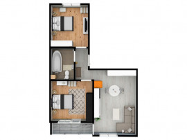 SUPER OFERTA! Apartament | 3 camere | Etaj 1 | Mihai VIteazu