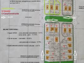 Dumbravita Lac/Padure - Parcele tip : constructii - pretabi