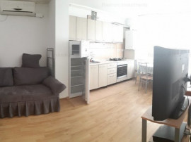 Apartament doua camere, mobilat, etajul 1, bloc mai nou