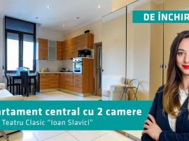 """Apartament ultracentral cu două camere. Teatru Clasic """"I..."""