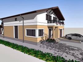 Casa Cazasu BR,la intrare ,constructie cu simt de raspundere