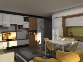 Apartament lux in ansamblu rezidential nou, benzinaria Esso