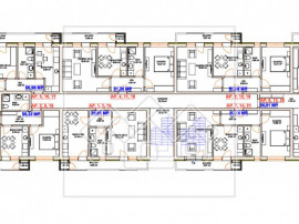 Ap.2 camere, buc.separata, balcon magazie, str. Dna Stanca