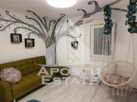 Apartament modern 3 camere, Buziasului