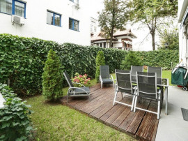 Apartament 52 mp total decomandat + 38 Gradina Proprie