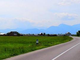 Harman, teren intravilan cu PUZ, 654 mp.