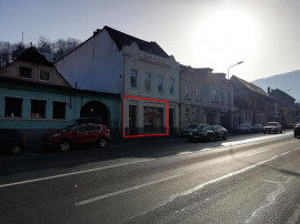 Spatiu comercial cu vitrina la str. Lunga - Brasov.