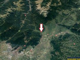 1.600 mp teren la DN 73 A - in frumoasa zona turistica Rasn