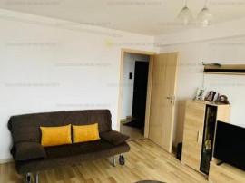 Ap. 2 camere, decomandat, mobilat/utilat, bloc nou-Tractorul