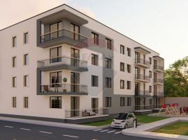 Apartament 3 camere, bloc nou
