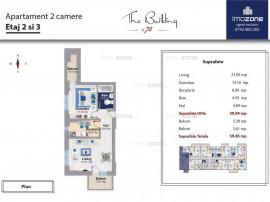 Apartament 2 camere Militari, metrou Pacii, bloc nou, 2 c...