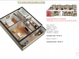 Apartament 2 Camere - Metrou Berceni - Dorect Dezvoltator