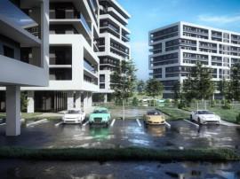 Tatarasi-Piata 2 Baieti, apartament nou, decomandat.