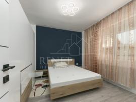 Apartament 2 cam in bloc nou mobilat utilat complet Popesti