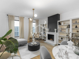 Cod P3115 - Apartament 2 camere LUX - curte 57 mp - H Pipera