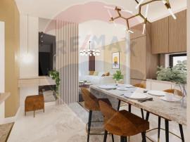 Apartament 2 camere in bloc nou, la 3 minute de metroul A...