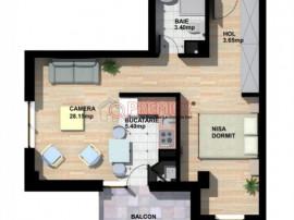 Apartament 2 camere Tip Studio-Turnu Magurele