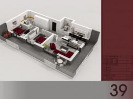 Apartament 3 camere Titan - Liviu Rebreanu-PARC I.O.R