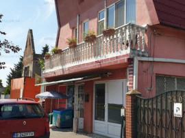 Vav de OMV Giurgiului, Vila cu spatiu comercial stradal