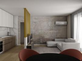 Aparthotel 2 camere Mamaia Nord
