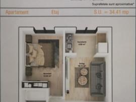 Apartament 2 camere Militari Residence COMISION 0%