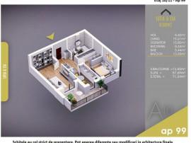 Apartament 2 camere- Metrou Nicolae Teclu - Pallady
