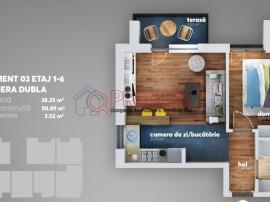 Apartament 2 Camere - Metrou Aparatorii Patriei - Sector 4