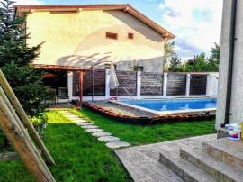 Vila cu piscina, 170 mp. utili, 480 mp. teren, Corbeanca