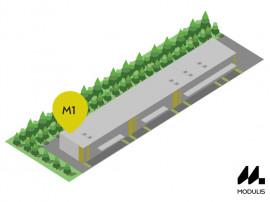 Hale noi in Brasov, acces TIR, suprafete modulare