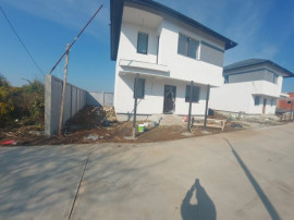 Casa single P+1E+POD si 2 placi beton, Safirului-Bragadiru