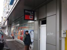 Spatiu comercial Intersectia Budapesta - chiris solid
