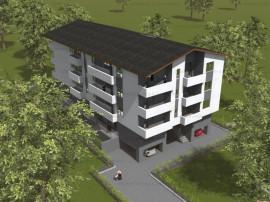 Apartament 3 camere- Grigorescu- Proiect Malva Residence 2