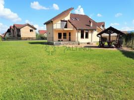 Casa 4 camere, teren 675 mp in Selimbar-zona Brana