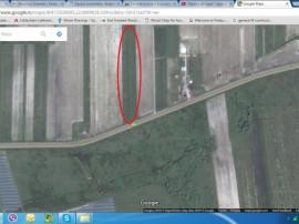 Teren intravilan situat pe E 60, teren Fughiu 14720mp