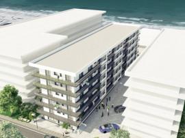 Apartament 2 camere maMaia Nord pe malul 43 mp