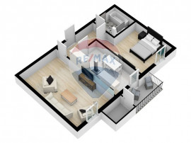 Luminos - Linistit - Apartament 2 camere Sibiu - 0% Comision