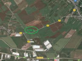 A1, Km 23, Ghionea-Joita, 2,58 ha, destinatie industriala, c