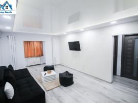 Lux, apartament 3 camere mobilat si utilat, zona Nord