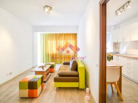 Apartament complet mobilat si utilat, zona premium
