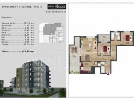 Apartament 3 camere+terasa AFI Cotroceni - NearCenter Reside