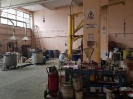 Theodor Pallady Drumul Intre Tarlale spatiu productie 523 mp