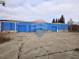 Spațiu industrial 6000 mp, Zarnesti