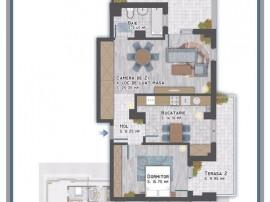 Finalizat! Penthouse 2 camere Titan - Metrou 1 Decembrie ...