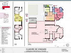Cladire 5 apartamente - Republicii - Auchan