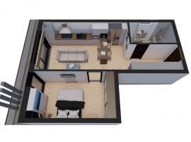 Mamaia , Apartament 2 camere - bloc nou Zona Hotel Rex