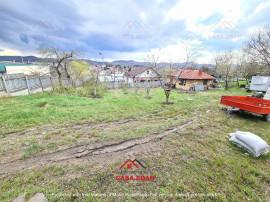 Teren 1180 mp+casa demolabila cu utilitati in Campina,Muscel