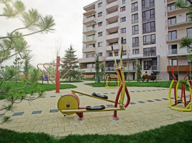 Apartament 2 camere + birou cu gradina Finalizat Class Park