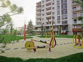 Apartament 2 camere cu gradina bloc 2020 Nord